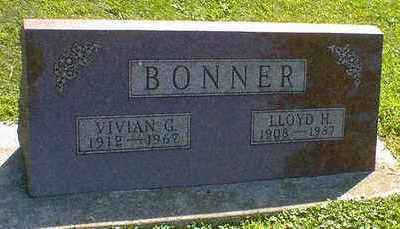 BONNER, VIVIAN G. - Cerro Gordo County, Iowa | VIVIAN G. BONNER