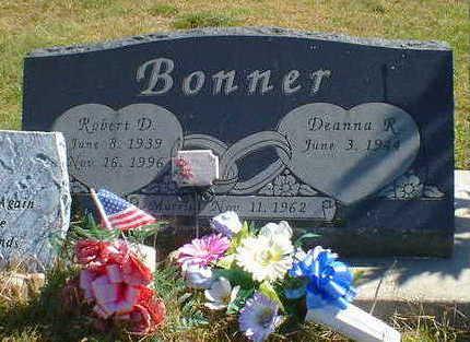 BONNER, ROBERT D. - Cerro Gordo County, Iowa | ROBERT D. BONNER