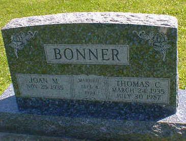 BONNER, THOMAS C. - Cerro Gordo County, Iowa | THOMAS C. BONNER