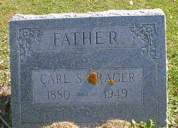 BRAGER, CARL S. - Cerro Gordo County, Iowa | CARL S. BRAGER