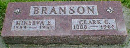 BRANSON, CLARK C. - Cerro Gordo County, Iowa | CLARK C. BRANSON