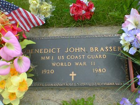 BRASSER, BENEDICT JOHN - Cerro Gordo County, Iowa | BENEDICT JOHN BRASSER