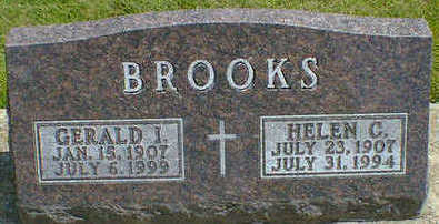 BROOKS, HELEN C. - Cerro Gordo County, Iowa | HELEN C. BROOKS