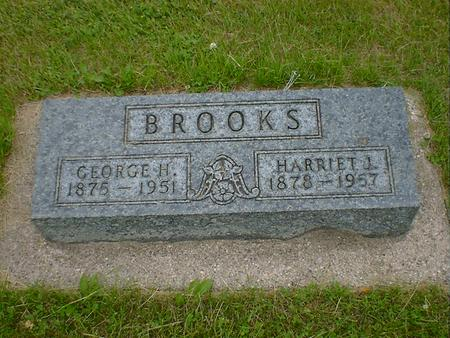 BROOKS, GEORGE H. - Cerro Gordo County, Iowa | GEORGE H. BROOKS