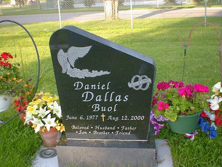 BUOL, DANIEL DALLAS - Cerro Gordo County, Iowa | DANIEL DALLAS BUOL