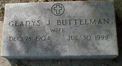 BUTTELMAN, GLADYS J. - Cerro Gordo County, Iowa | GLADYS J. BUTTELMAN