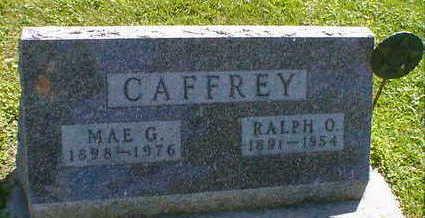 CAFFREY, MAE G. - Cerro Gordo County, Iowa | MAE G. CAFFREY