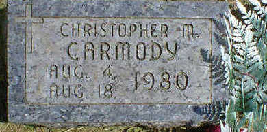 CARMODY, CHRISTOPHER M. - Cerro Gordo County, Iowa | CHRISTOPHER M. CARMODY