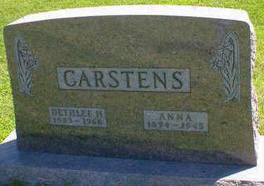 CARSTENS, ANNA - Cerro Gordo County, Iowa | ANNA CARSTENS