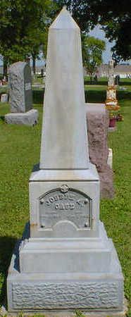 CASE, JOSEPH A. - Cerro Gordo County, Iowa   JOSEPH A. CASE
