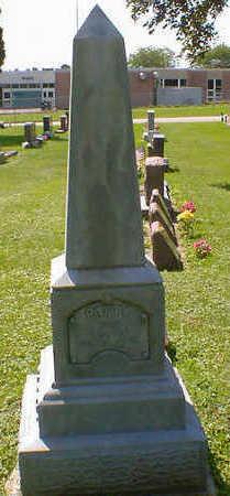 CASE, PATTY - Cerro Gordo County, Iowa | PATTY CASE