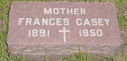 CASEY, FRANCES MARIE - Cerro Gordo County, Iowa | FRANCES MARIE CASEY