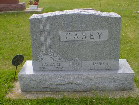 CASEY, LAURA M. - Cerro Gordo County, Iowa | LAURA M. CASEY