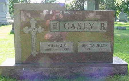 DILLON CASEY, REGINA M. - Cerro Gordo County, Iowa | REGINA M. DILLON CASEY