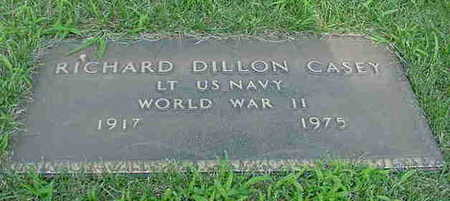 CASEY, RICHARD DILLON - Cerro Gordo County, Iowa | RICHARD DILLON CASEY