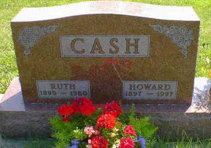 CASH, HOWARD - Cerro Gordo County, Iowa   HOWARD CASH