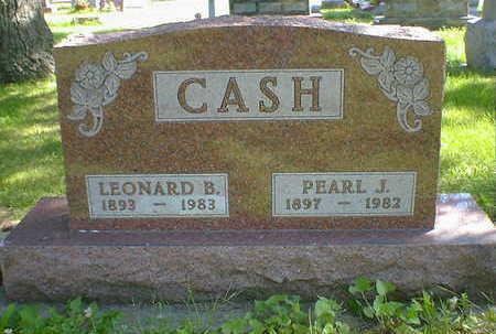 CASH, LEONARD - Cerro Gordo County, Iowa | LEONARD CASH