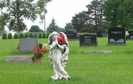 Clear lake Cemetery - Cerro Gordo County, Iowa