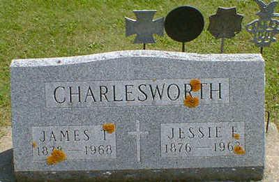 CHARLESWORTH, JAMES T. - Cerro Gordo County, Iowa | JAMES T. CHARLESWORTH