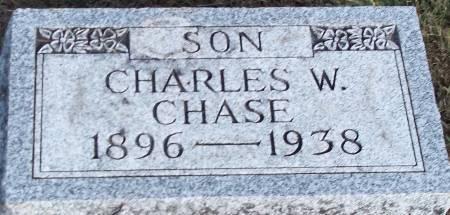 CHASE, CHARLES W. - Cerro Gordo County, Iowa | CHARLES W. CHASE