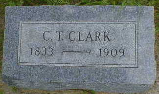 CLARK, C. T. - Cerro Gordo County, Iowa | C. T. CLARK