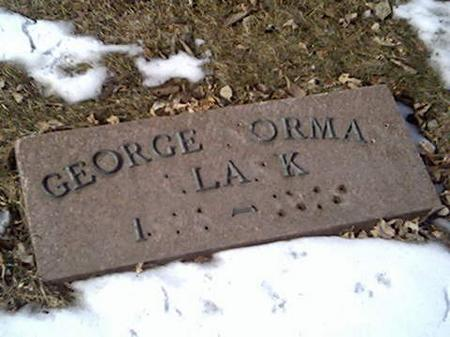 CLARK, GEORGE - Cerro Gordo County, Iowa | GEORGE CLARK