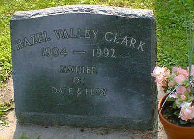 CLARK, HAZEL VALLEY - Cerro Gordo County, Iowa | HAZEL VALLEY CLARK