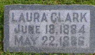 CLARK, LAURA - Cerro Gordo County, Iowa | LAURA CLARK