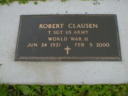 CLAUSEN, ROBERT - Cerro Gordo County, Iowa | ROBERT CLAUSEN