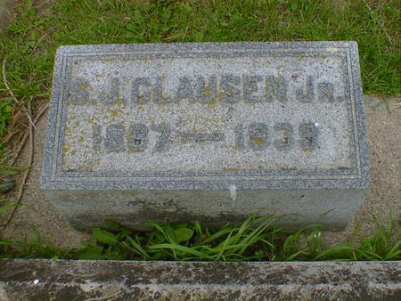 CLAUSEN, S. J., JR. - Cerro Gordo County, Iowa | S. J., JR. CLAUSEN