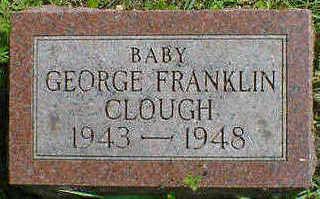 CLOUGH, GEORGE FRANKLIN - Cerro Gordo County, Iowa | GEORGE FRANKLIN CLOUGH