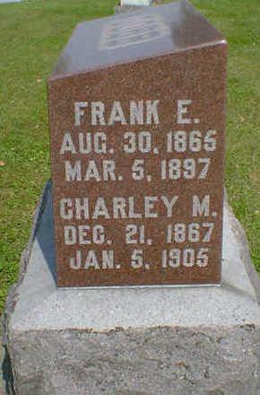 COBB, CHARLEY M. - Cerro Gordo County, Iowa | CHARLEY M. COBB