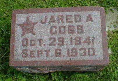 COBB, JARED A. - Cerro Gordo County, Iowa | JARED A. COBB