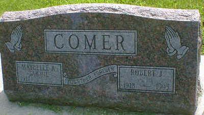 COMER, ROBERT JAMES - Cerro Gordo County, Iowa   ROBERT JAMES COMER