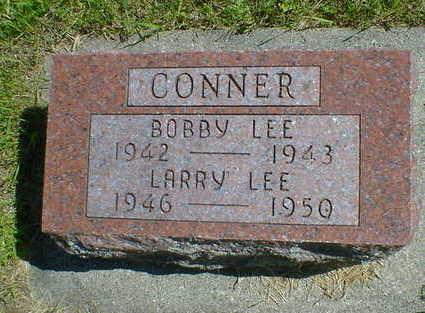 CONNER, BOBBY LEE - Cerro Gordo County, Iowa | BOBBY LEE CONNER