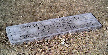 CONNER, ORRISSA - Cerro Gordo County, Iowa | ORRISSA CONNER
