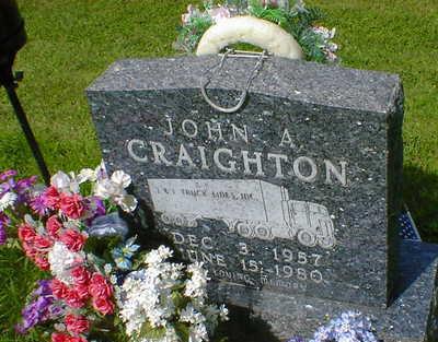 CRAIGHTON, JOHN A. - Cerro Gordo County, Iowa | JOHN A. CRAIGHTON