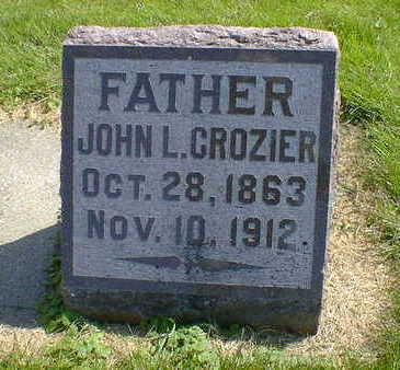 CROZIER, JOHN L. - Cerro Gordo County, Iowa | JOHN L. CROZIER