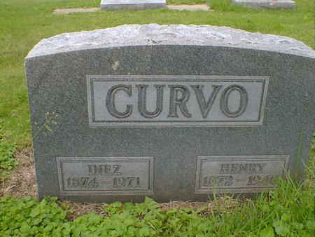CURVO, HENRY - Cerro Gordo County, Iowa | HENRY CURVO