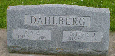 DAHLBERG, ROY C. - Cerro Gordo County, Iowa   ROY C. DAHLBERG