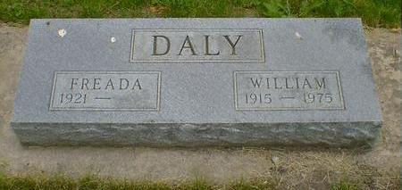 DALY, WILLIAM - Cerro Gordo County, Iowa | WILLIAM DALY