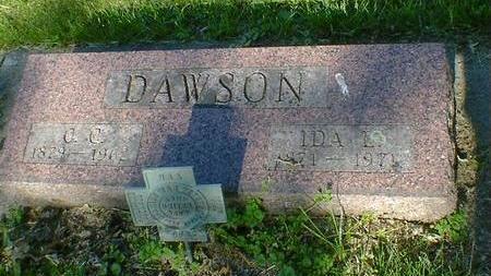 DAWSON, C.C. - Cerro Gordo County, Iowa | C.C. DAWSON