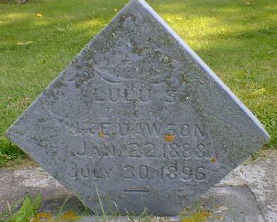 DAWSON, LULU - Cerro Gordo County, Iowa | LULU DAWSON