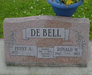 DE BELL, DONALD W. - Cerro Gordo County, Iowa | DONALD W. DE BELL
