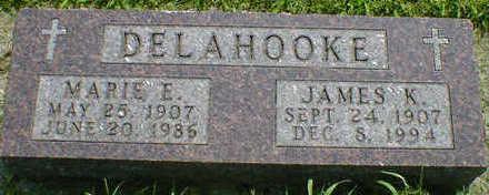 DELAHOOKE, MARIE E. (KAISER) - Cerro Gordo County, Iowa | MARIE E. (KAISER) DELAHOOKE