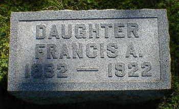 DEVENDORF, FRANCIS A. - Cerro Gordo County, Iowa | FRANCIS A. DEVENDORF