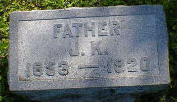 DEVENDORF, J. K. - Cerro Gordo County, Iowa   J. K. DEVENDORF