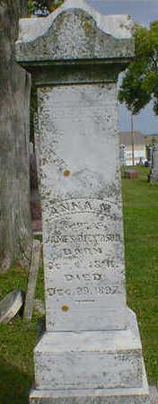 DICKIRSON, ANNA M. - Cerro Gordo County, Iowa | ANNA M. DICKIRSON