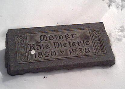 DIETERIE, KATE - Cerro Gordo County, Iowa | KATE DIETERIE