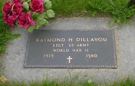 DILLAVOU, RAYMOND H. - Cerro Gordo County, Iowa   RAYMOND H. DILLAVOU